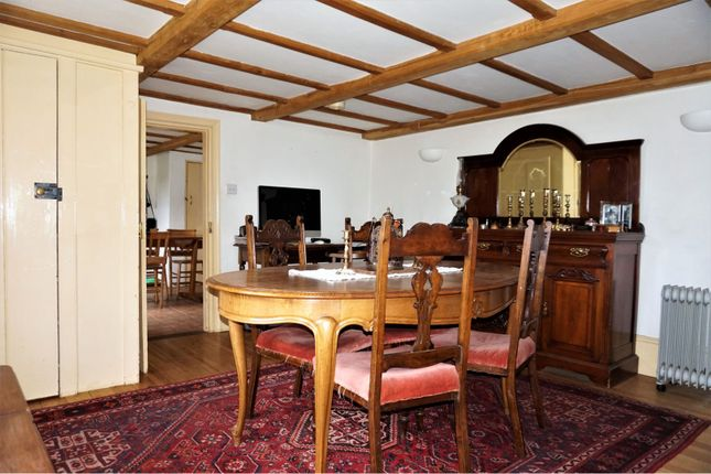 Dining Room of Fieldside, Coates, Peterborough PE7
