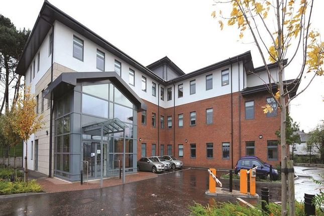 Thumbnail Office to let in Ballymena Chambers, Greenmount Plaza, Ballymena, County Antrim