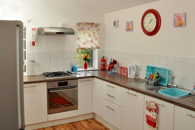 Thumbnail End terrace house to rent in Aigas Cottages, Anniesland, Glasgow