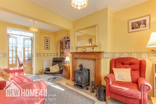 Sitting Room: of Gwernaffield Road, Mold CH7