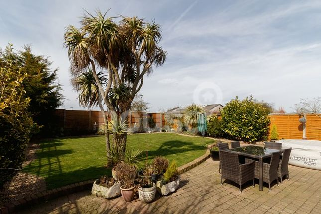Thumbnail Detached bungalow for sale in Shurland Avenue, Leysdown-On-Sea, Sheerness