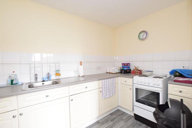 Communal Kitchen of Gibson Court, Regarth Avenue, Romford RM1