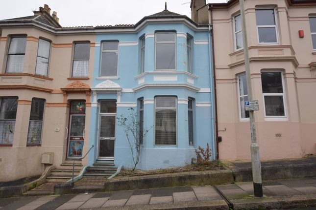 Thumbnail Terraced house for sale in Egerton Road, St. Judes, Plymouth