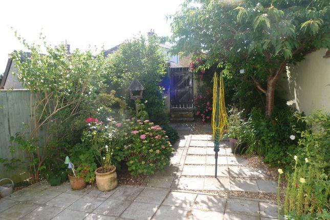 Garden of Penn Hill View, Stratton, Dorchester DT2