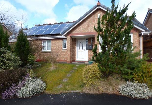 Thumbnail Detached bungalow for sale in Howard Gardens, Brampton, Cumbria