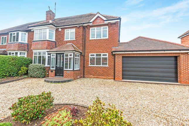 Thumbnail Semi-detached house for sale in Pinewoods Avenue, Hagley, Stourbridge