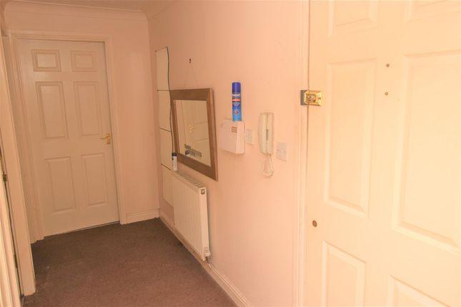 Hallway of Highfield South, Rock Ferry, Birkenhead CH42