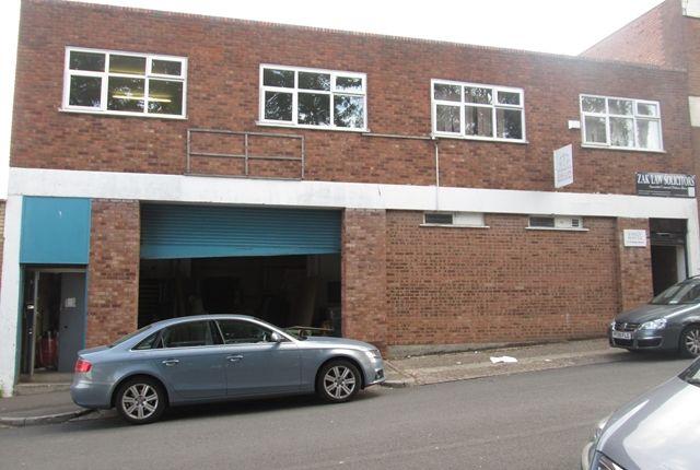Thumbnail Warehouse to let in Emily Street, Birmingham