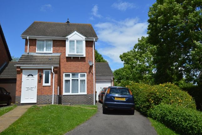 Thumbnail Detached house for sale in Foxhill, Olney