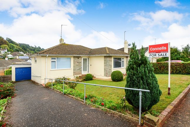 Thumbnail Detached bungalow for sale in Peasland Road, Torquay