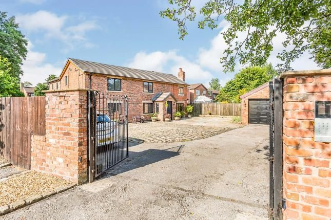 Thumbnail Detached house for sale in School Lane, Moss Side, Leyland