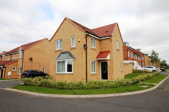 Thumbnail Detached house for sale in Maling Close, Bishop Auckland