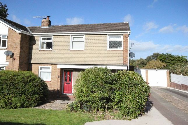 Thumbnail Semi-detached house for sale in Monks Meadows, Hexham
