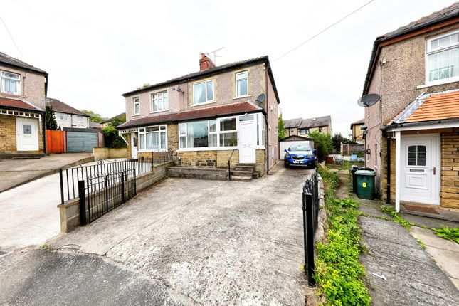 Thumbnail Semi-detached house for sale in Bartle Grove, Great Horton, Bradford