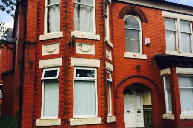 Thumbnail Semi-detached house to rent in Anson Road, Manchester
