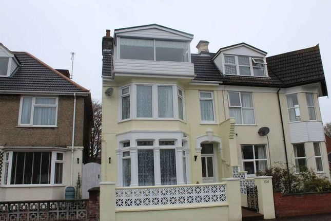 Thumbnail Semi-detached house for sale in Lowestoft Road, Gorleston, Great Yarmouth