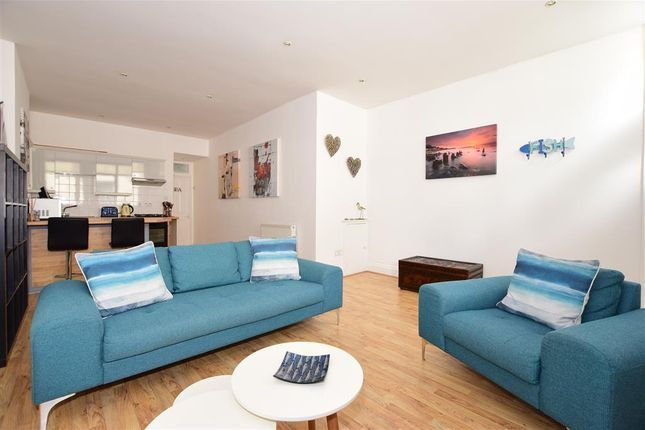 Thumbnail Maisonette for sale in Victoria Street, Ventnor, Isle Of Wight