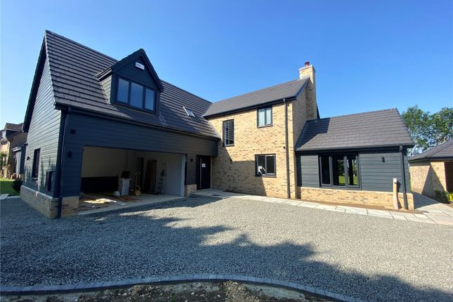 Thumbnail Detached house for sale in Warboys Road, Pidley, Huntingdon