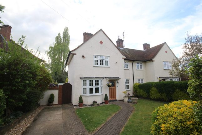 Thumbnail Semi-detached house for sale in Redhoods Way West, Letchworth Garden City
