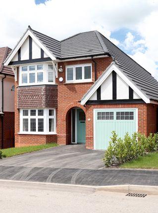Thumbnail Detached house for sale in Sanderson Manor, Cambridge Road, Hauxton, Cambridge