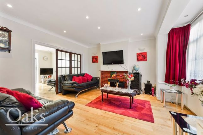 3 bed terraced house for sale in Meadvale Road, Addiscombe, Croydon CR0