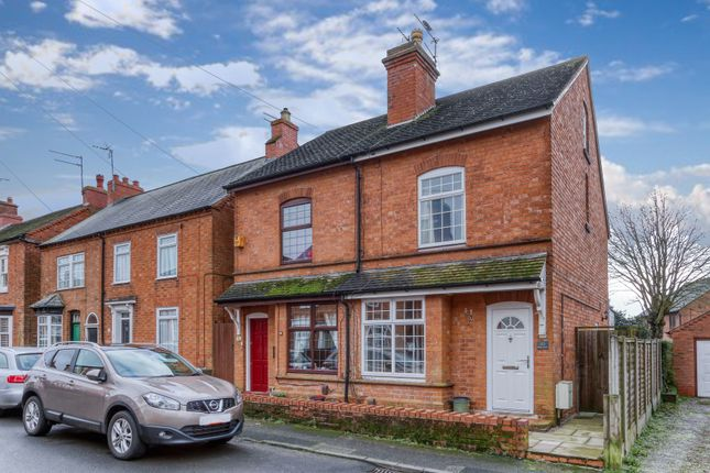 3 bed semi-detached house for sale in Butler Street, Astwood Bank, Redditch B96