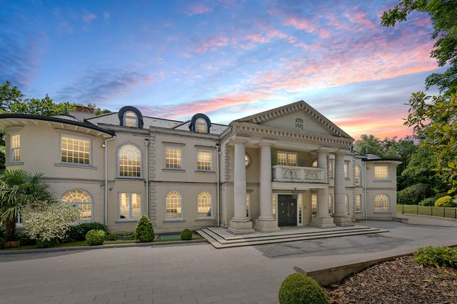 Thumbnail Detached house to rent in Christchurch Road, Virginia Water
