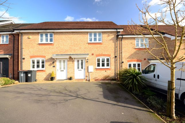 Thumbnail Terraced house for sale in Great Row View, Wolstanton, Newcastle