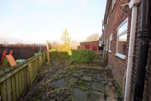 Rear Garden of Johnson Estate, Wheatley Hill, County Durham DH6