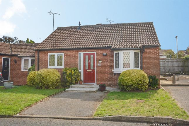 Thumbnail Detached bungalow for sale in Leeks Close, Southwell