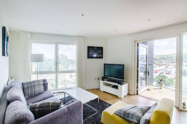 Thumbnail Flat for sale in Tilston Bright Square, Thamesmead, London