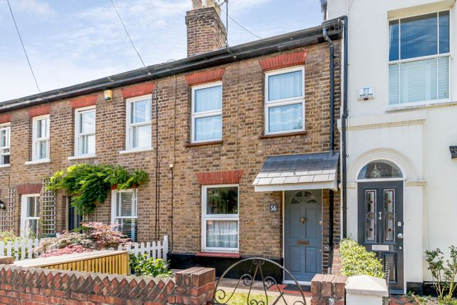 Thumbnail Terraced house to rent in Field Lane, Teddington