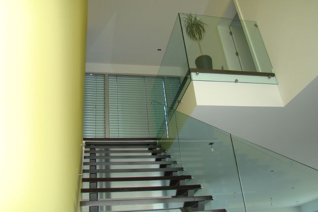 Stylish Stairs To Upper Floor