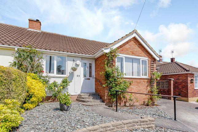 Thumbnail Semi-detached bungalow for sale in Peatmore Avenue, Pyrford, Woking