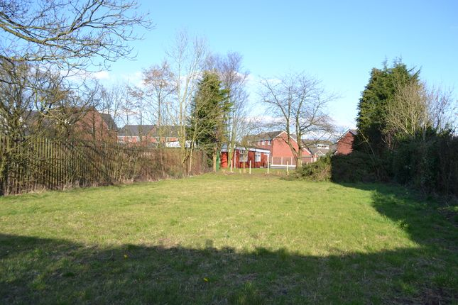 Thumbnail Land for sale in Eccleston, Chorley
