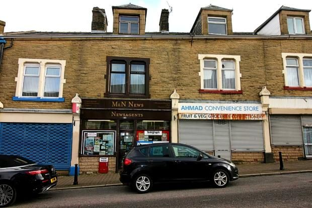Thumbnail Retail premises for sale in Scotland Road Newsagents, Nelson