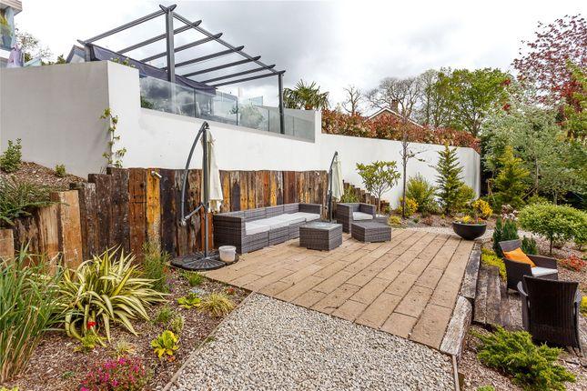 Lower Garden of Canford Rise, 72 Middlehill Road, Wimborne, Dorset BH21