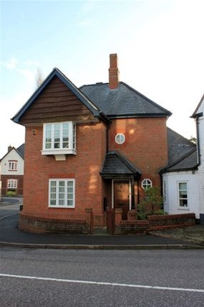 Thumbnail Detached house for sale in Nursery Lodge, Nursery Lane, Four Oaks, Sutton Coldfield