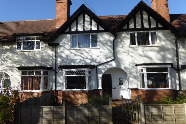 Thumbnail Terraced house for sale in Bristol Road South, Northfield, Birmingham