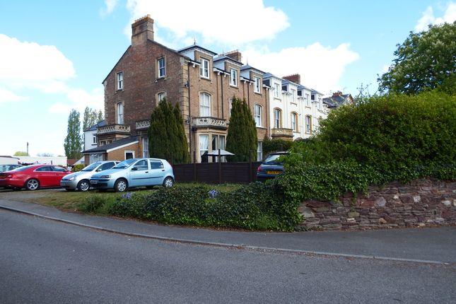 Thumbnail Flat to rent in Wellington Road, Taunton