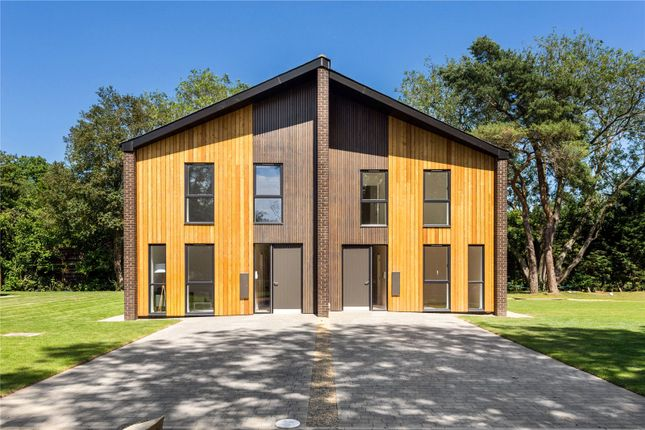 Thumbnail Semi-detached house for sale in Hastingwood Park, Harlow, Essex