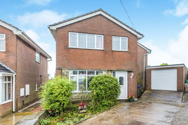 Thumbnail Detached house for sale in Chartwell Close, Werrington, Stoke-On-Trent, Staffordshire