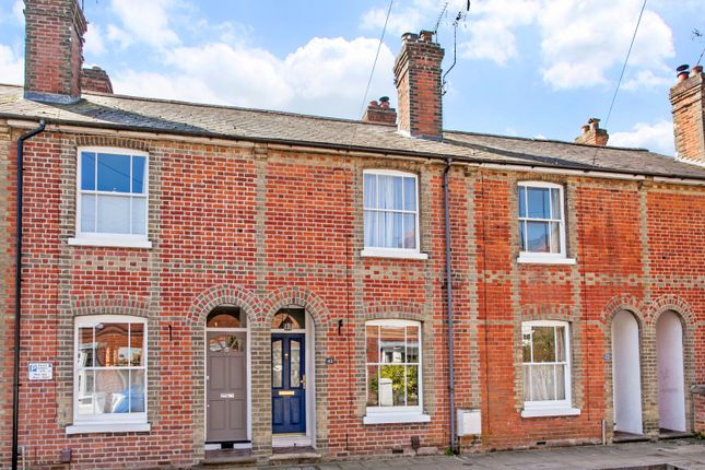 4 bed terraced house to rent in Hyde Abbey Road, Winchester SO23