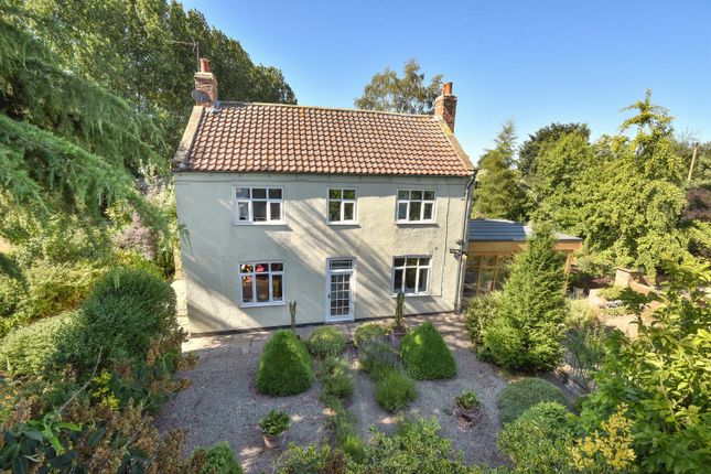 Thumbnail Detached house for sale in Church Lane, East Cottingwith, York