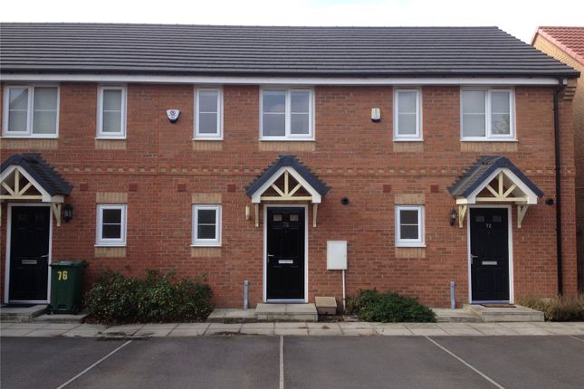 2 bed terraced house to rent in Greensforge Drive, Ingleby Barwick, Stockton-On-Tees TS17