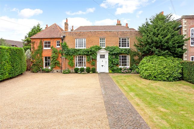 Thumbnail Detached house for sale in High Street, Stanwell, Surrey