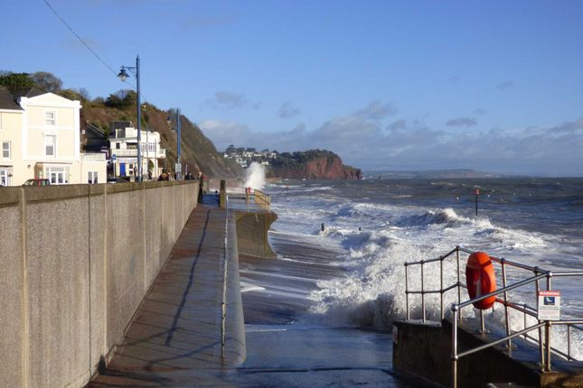 Thumbnail Flat for sale in Den Promenade, Teignmouth