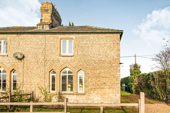 Thumbnail Semi-detached house to rent in Thompsons Bottom, Temple Bruer, Lincoln