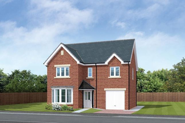 "Thumbnail Detached house for sale in ""Conrad"" at Stevenston Street, New Stevenston, Motherwell"