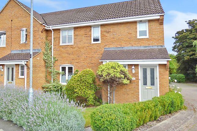 3 bed semi-detached house for sale in Dartmoor Road, Westbury